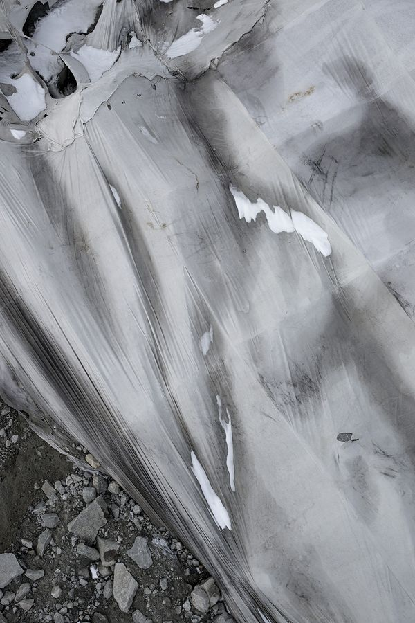 stephan zirwes Covered Glaciers 2017